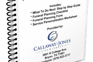 Free Funeral Pre-Planning Guide